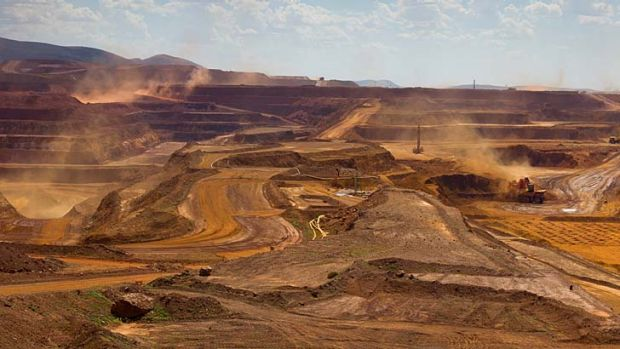 New mines are contributing to an over-supply.