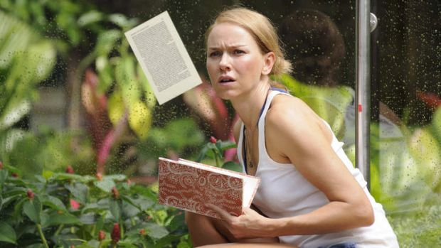 Naomi Watts in <i>The Impossible. </i>