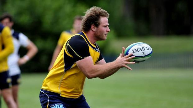 Brumbies prop Dan Palmer could be headed to France to play.