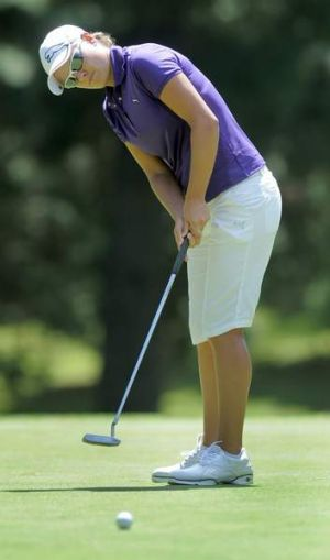 Lee-Anne Pace finished 22nd in the 2011 Royal Canberra Ladies Classic.