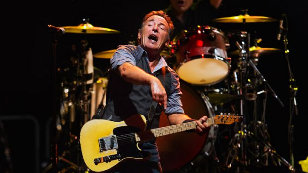 Tickets to Bruce Springsteen are $99.50 - $212.