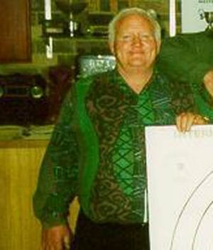 Jim McKinley, who died in a tragic house fire in Watson, was an avid sporting shooter.