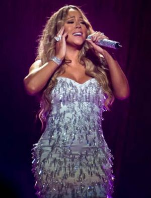 Feud ... Mariah Carey beefed up security.