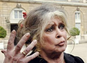 Brigitte Bardot threatened  to follow Depardieu to Russia unless two elephants under threat of being put down were ...