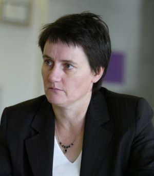Victorian president of the Australian Education Union Meredith Peace.