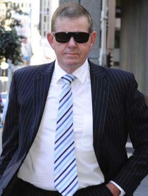 DAY TRIPPER: Peter Slipper is to face court on February 15.