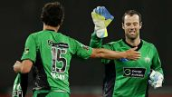 Melbourne Stars secure spot in semi-final (Video Thumbnail)