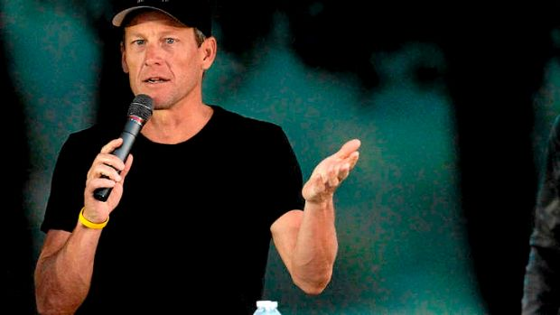 Lance Armstrong's lawyer has denied that the the disgraced cyclist offered a large donation to USADA in 2004.