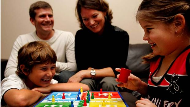 Do you really want to play more games with the children, or do you just think you do?