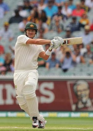 Shane Watson ... expected to put family before cricket.