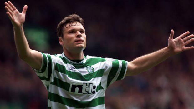 Mark Viduka is a Celtic legend.