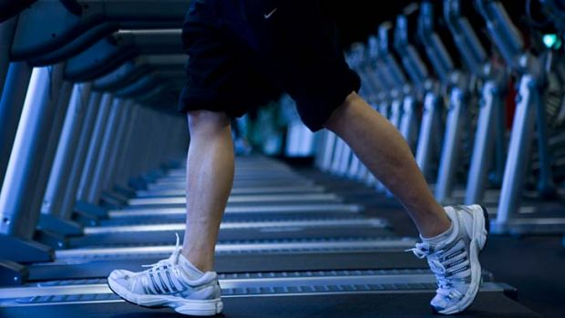 Tread carefully ... 74 people in NSW have suffered burns on treadmills over the past two years.