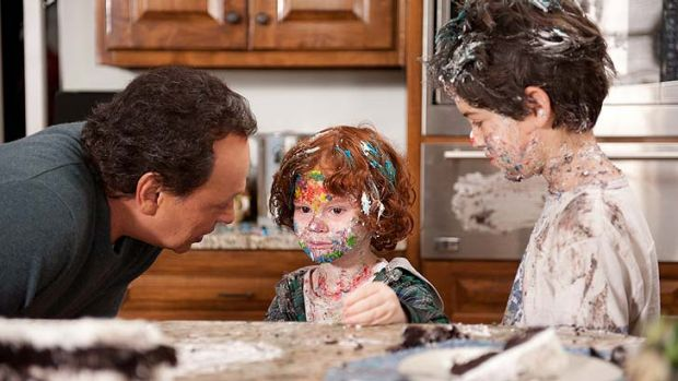 Billy Crystal - back on our screens for the first time in a long time in <i>Parental Guidance</i>.