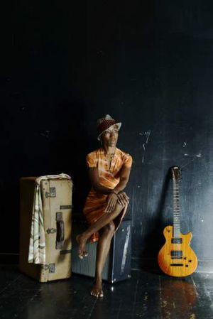 """Rokia Traore ... """"I was sure about one thing: I had ideas to try in music. And that's what I'm still doing: just trying ..."""