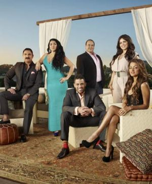 Endless party ... Ryan Seacrest's Shahs of Sunset does for Persians what the Kardashians did for Armenians.