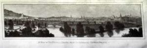 This is what the Governor-General might have seen, from John Reps' book <i>Canberra 1912</i>.