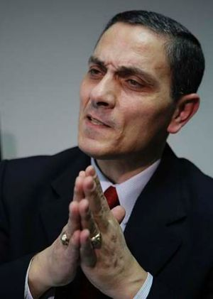 Richard Chichakli is wanted by the US for dealings with arms warlord Viktor Bout.