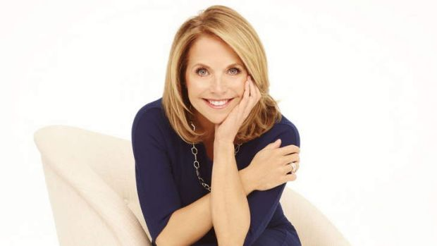 New home ... Katie Couric.