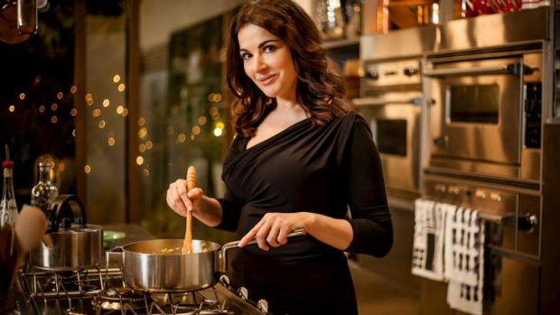 "Nigellissima ... Nigella Lawson explores the ""the spirit of Italy""."