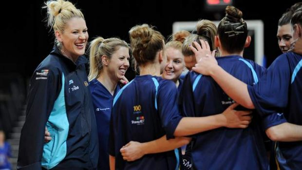 How much of a distraction has Lauren Jackson been for the Canberra Capitals?