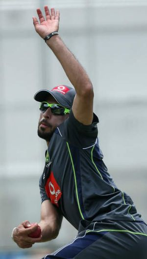 Fawad Ahmed will play for the PM's XI.