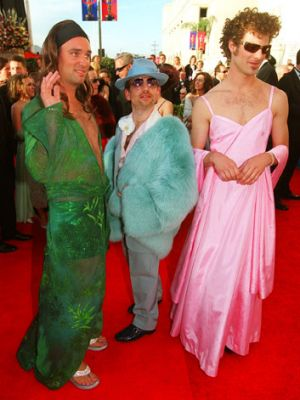 Trey Parker and Matt Stone infamously attended the 2000 Oscars tripping on acid and dressed as Gwyneth Paltrow and ...