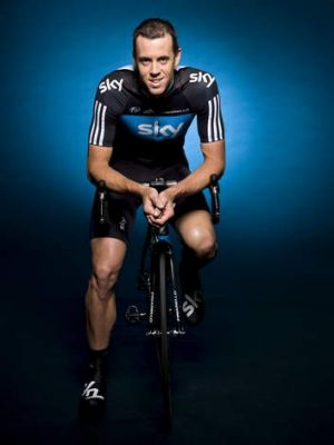 Mathew Hayman of Team Sky.
