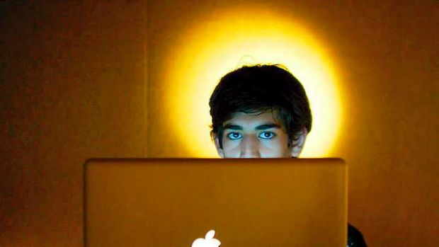 Aaron Swartz was a folkhero for many online activists.