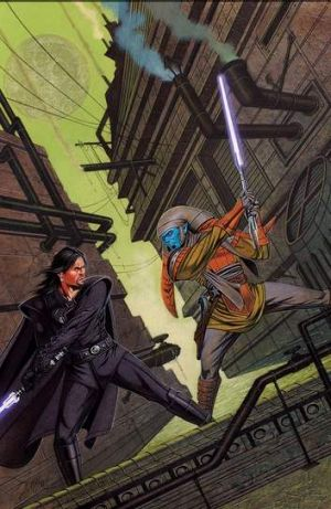 Dark Horse is known for its <i>Star Wars</i> comics.