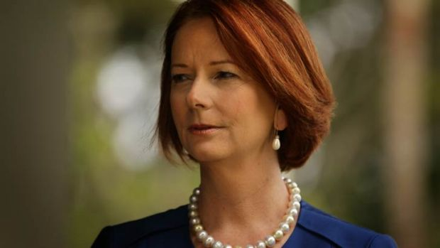 'It's a curious spectacle, a PM legislating against people of her own kind.'