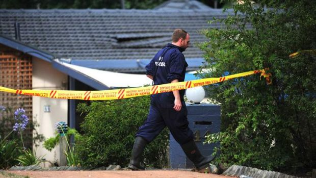 Police and other investigators say the fire at a Red Hill residence on Saturday may be suspicious.