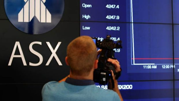 The ASX's chief compliance officer, Kevin Lewis, said the incident highlighted an issue that online media in particular ...