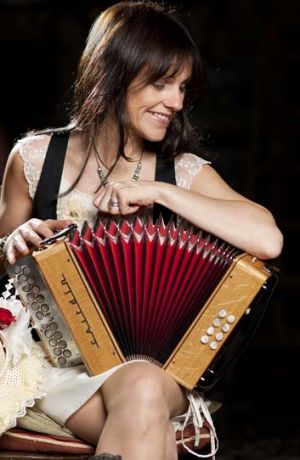 Sharon Shannon: Pure pleasure.
