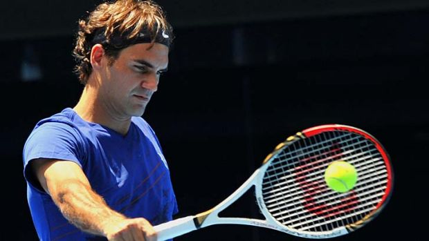 Roger Federer ... wanted to move to Australia.