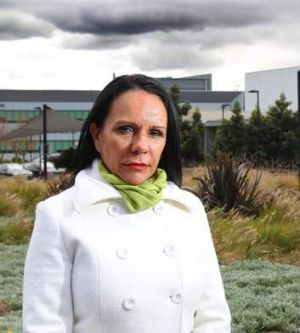 Linda Burney … wake-up call.