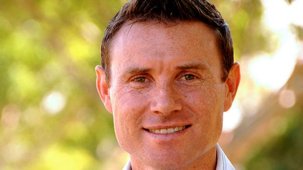 Federal LNP MP Andrew Laming.
