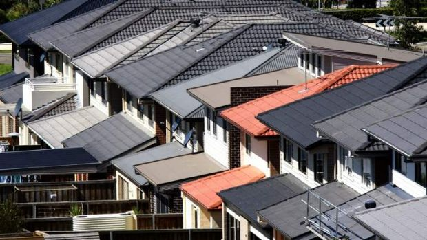 The dream of owning a house is fading for many Sydneysiders.