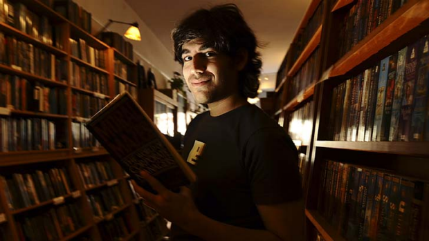 Aaron Swartz ... faced six months in prison.
