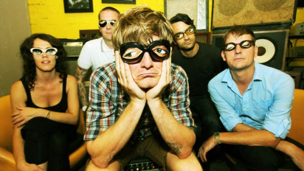 Thee Oh Sees will play at Transit Bar next month.