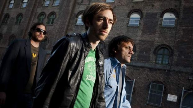New York's loudest band - A Place To Bury Strangers - will be playing Transit Bar this Monday night.
