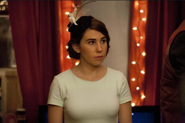 Girls series 2: Shoshana (Zosia Mamet)