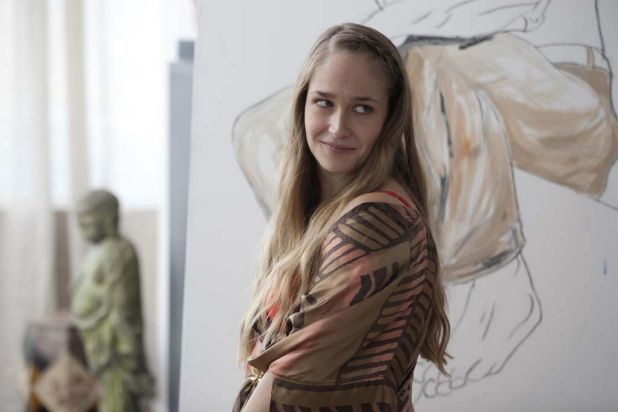 Girls series 2: Jessa (Jemima Kirke).
