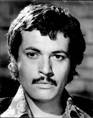 Charismatic … Jon Finch had the looks and voice for acting.