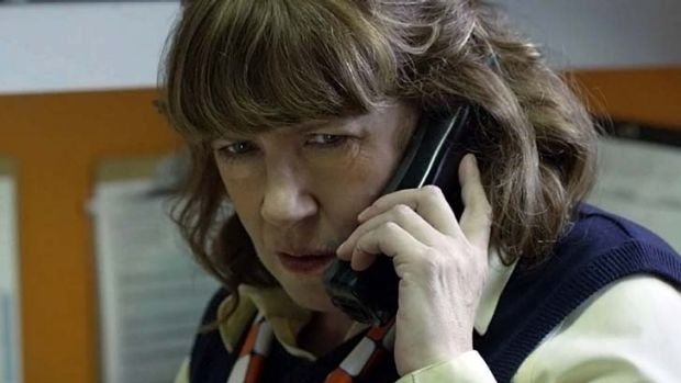 Need to please … Ann Dowd plays a fast-food manager in <i>Compliance</i>.