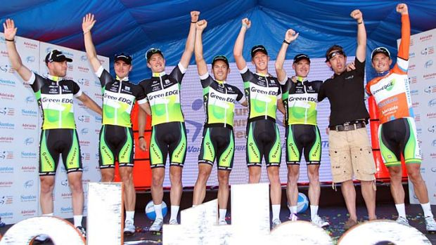 """""""There is not much point if they don't make it public"""" ... anti-doping consultant Nicki Vance on Orica-Greenedge's ..."""