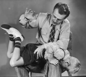 This will hurt me more than it will hurt you ... smacking practices vary widely.