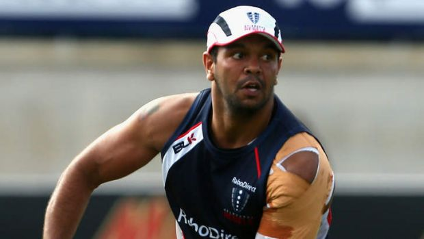 League fan ...  Wallabies five-eighth KURTLEY BEALE says he would like to have a crack at playing rugby league. Beale ...