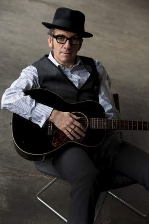 "Elvis Costello ... ""I've never really had any hits, not really. There are some famous songs and they have stuck around."""