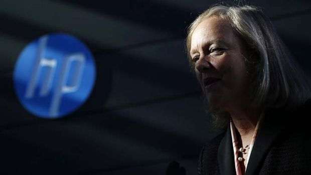 HP CEO Meg Whitman ... says Autonomy and EDS remain key technological assets for the company.