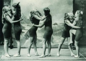 Bronte lifesavers ... the book is a stunning collection of photographs and illustrations.